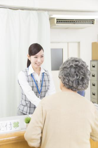 【清水区】人気の受付事務/総合病院健診センター/土日祝休み