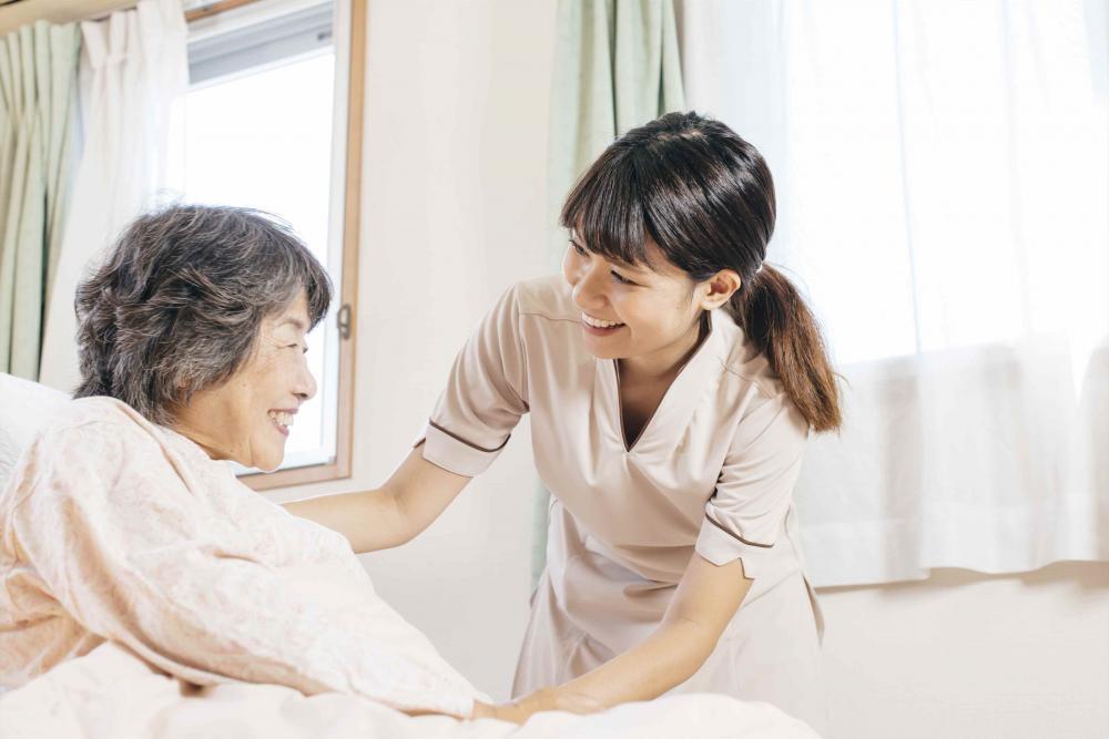≪沼津市≫駅近の総合病院で看護助手のお仕事です。